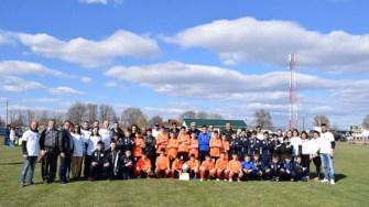 Cupa satelor la fotbal a fost câștigată de CS Cumpăna. FOTO Primăria Cumpăna