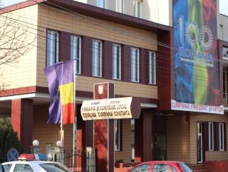 Primăria Cumpăna. FOTO Adrian Boioglu