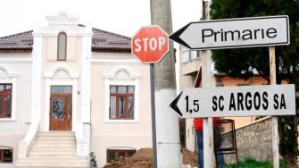 Fostul sediu al Comenduirii Garnizoanei Militare din Cernavodă a fost reabilitat. FOTO Ctnews.ro