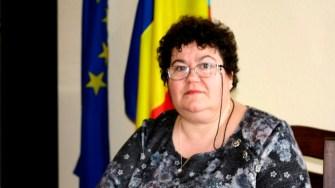 Mihaela Dominte - șef Serviciu Achiziții Publice în Primăria Hârșova. FOTO Ctnews.ro