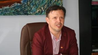 Viorel Ionescu, primarul orașului Hârșova. FOTO Ctnews.ro