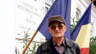 Constantin Nicolae, responsabil la Muzeul Carsium din Hârșova. FOTO Ctnews.ro