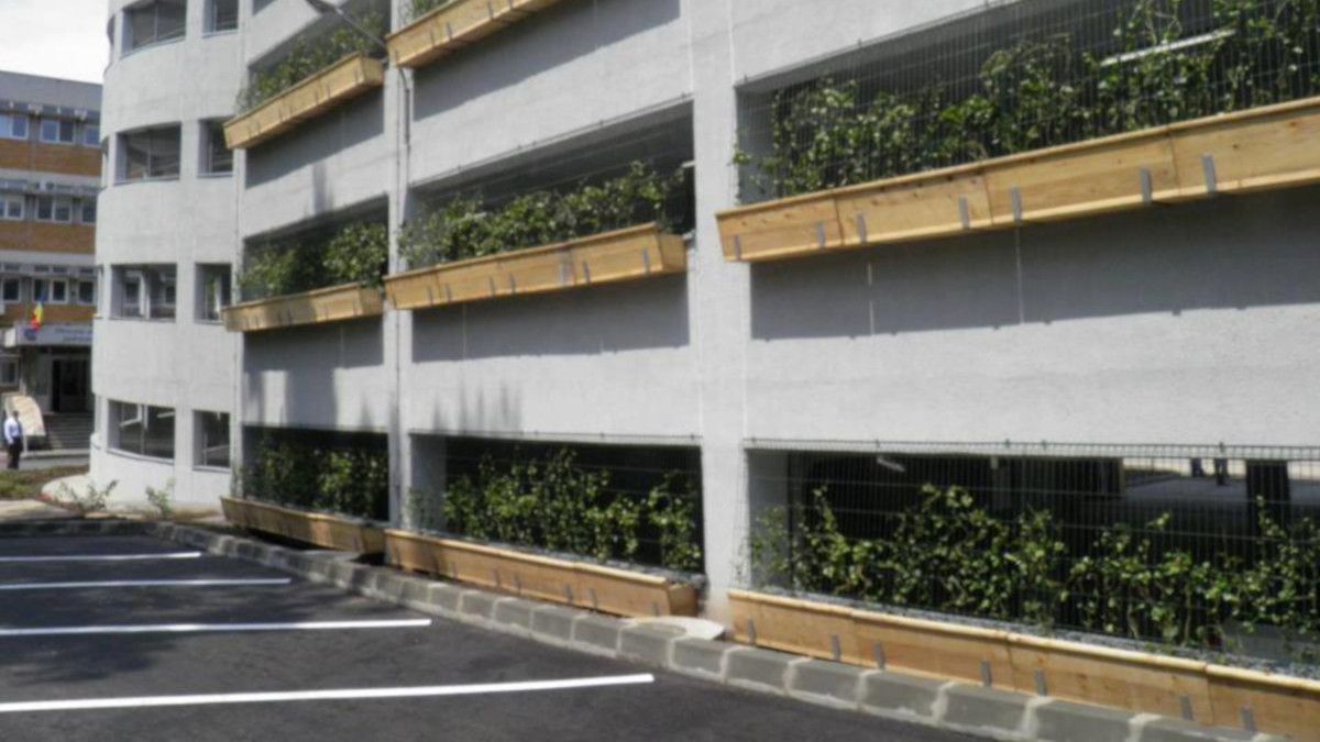 parcare spital