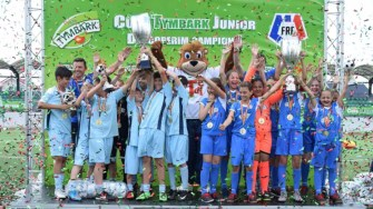 Cumpăna a fost gazda competiției Cupa Tymbark Junior. FOTO Primăria Cumpăna