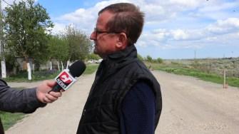 Florin Neagu, viceprimarul comunei Cumpăna. FOTO Cristina Niță