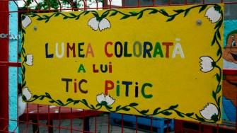 Grădinița Tic Pitic din Hârșova. FOTO Ctnews.ro