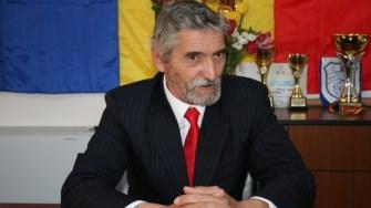 Gigel Sava, primarul comunei Horia. FOTO Ctnews.ro