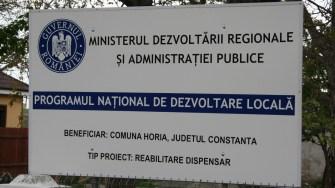 Dispensarul comunei Horia va fi reabilitat. FOTO Ctnews.ro