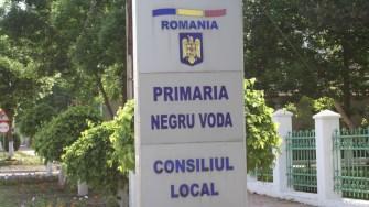 Primăria Negru Vodă. FOTO Ctnews.ro