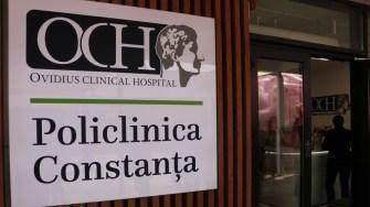 Clinical Hospital din Constanța. FOTO Adrian Boioglu