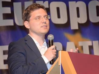 Victor Negrescu. FOTO Arhiva personală V. N.