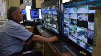 Monitorizare video și supraveghere la Poliția Locală Cernavodă. FOTO CTnews.ro