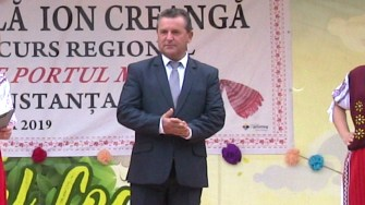 Gheorghe Moldovan, primarul comunei Albești. FOTO CTnews.ro