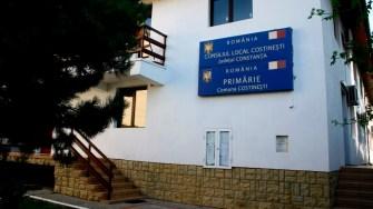 Primăria comunei Costinești. FOTO Ctnews.ro