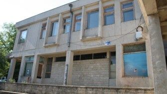Clădire aparținând Biroului pentru Turism și Tineret din Costinești. FOTO Ctnews.ro