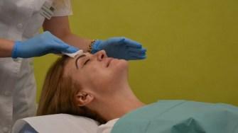 Terapii pentru tratamentul ridurilor și înfrumusețarea pielii la Ovidius Clinical Hospital. FOTO Ctnews.ro