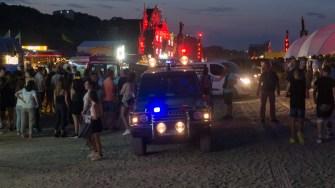 O persoană a decedat în ultima seară a Festivalului NEVERSEA. FOTO Cătălin SCHIPOR