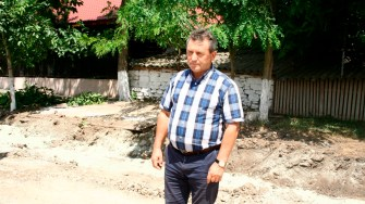 Primarul comunei Albești, Gheorghe Moldovan. FOTO Ctnews.ro