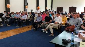 Ședință a Consiliului Județean Constanța. FOTO Ctnews.ro