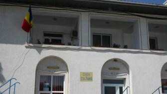 Casa de Cultură din Hârșova. FOTO Ctnews.ro