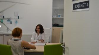 Dr, Simona Nicodim, medic primar de diabet, nutriție și boli metabolice la Ovidius Clinical Hospital FOTO Ctnews.ro
