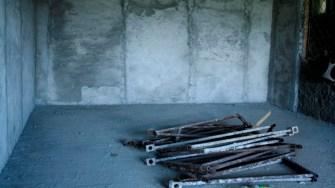 Lucrări la noul sediu al Primăriei din Saraiu. FOTO Ctnews.ro