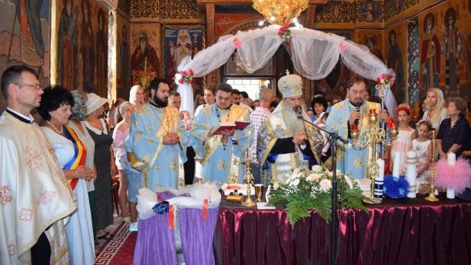 Botez social la Cumpăna