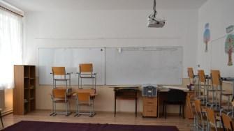Școala gimnazială numărul 1 Cernavodă. FOTO Cristina Niță