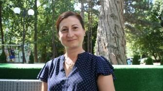 Angelica Chirică, reprezentant în România al Hotelului Prestige Deluxe Aqua Park Club din Nisipurile de Aur. FOTO CTnews.ro