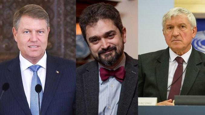 Iohannis, Paleologu și Diaconu vin la Constanța în aceeași zi. FOTO Facebook / Colaj Constanța NEWS