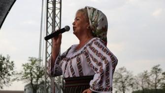 Mioara Velicu a participat la Festivalul Internațional de Dansuri Folclorice de la Negru Vodă. FOTO Adrian Boioglu