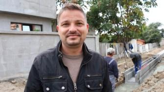 Silviu Bănuță, inginer la Primăria Cernavodă. FOTO Adrian Boioglu