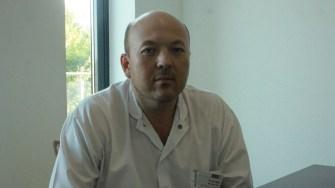 Doctorul Olgun Azis, de la Ovidius Clinical Hospital. FOTO CTnews.ro