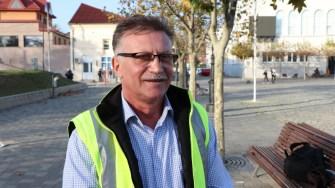 Marian Iordache, consilierul primarului din Cernavodă. FOTO Adrian Boioglu