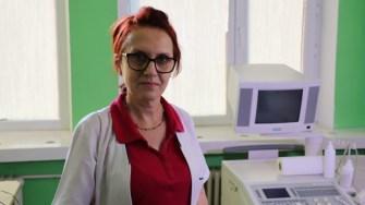 Adriana Proca, asistentă medicală la Spitalul Orășenesc Cernavodă. FOTO CTnews.ro