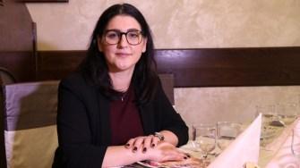 Georgeta Bileca, director economic la Restaurantul Delfinul din Constanța. FOTO Adrian Boioglu