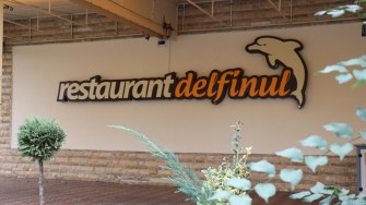 Restaurantul Delfinul din Constanța. FOTO Adrian Boioglu