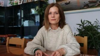 Geanina Mărgineanu, directorul școlii numărul 1 din Hârșova. FOTO CTnews.ro
