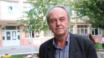 Alexandru Bujeniță, directorul Liceului Ioan Cotovu din Hârșova. FOTO CTnews.ro