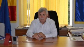Primarul comunei Seimeni, Mitică Șerban. FOTO CTnews.ro