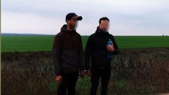 Algerienii care au luat România la pas, au fost prinși cu greu. FOTO CTNews.ro