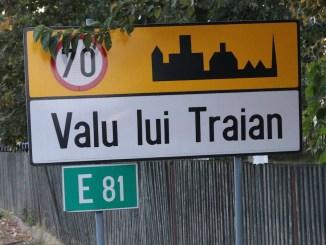 Intrarea în Valu lui Traian. FOTO Adrian Boioglu