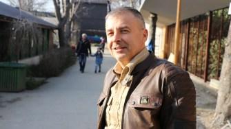 Dr. Adrian Bîlbă, directorul Delfinariului Constanța. FOTO Adrian Boioglu