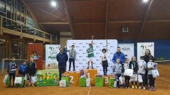 Andrei Timaru, noua speranță a tenisului constănțean