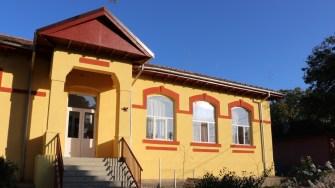 Școala din comuna Aliman. FOTO Adrian Boioglu