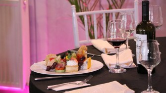 Revelion la Restaurantul Colonadelor. FOTO Adrian Boioglu