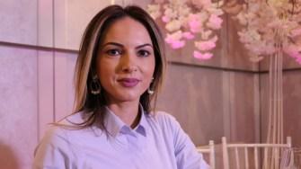 Elena Terzi, managerul Restaurantului Colonadelor. FOTO Adrian Boioglu