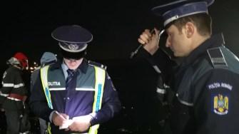 Polițiștii au deschis o anchetă. FOTO CTnews.ro