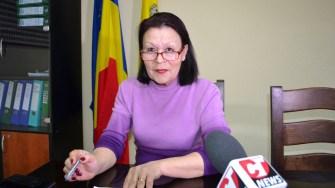 Liliana Leciu de la Primăria Hârșova. FOTO CTnews.ro
