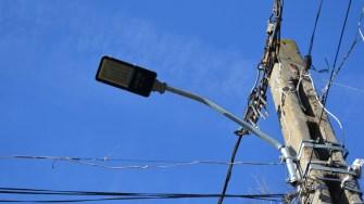 Primăria Lumina a modernizat iluminatul stradal. FOTO CTnews.ro